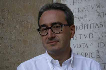 Riccardi Antonio, scrittore, occhiali © 2009 Giliola CHISTE'
